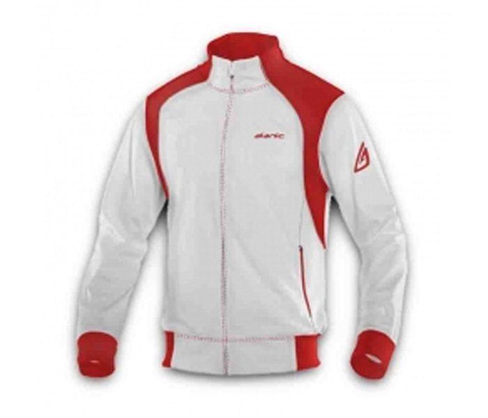 Red and White Sweatshirt in UK and Australia