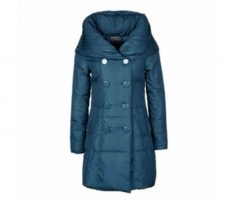 Midnight Blue Insulated Parka in UK and Australia