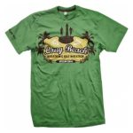Mossy Green Marathon T-Shirt in UK and Australia