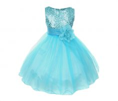 Multi Hued Party Dress in UK and Australia