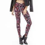 Multi Print Leggings in UK and Australia