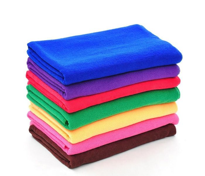 Multicolour Designer Set of Towel Manufacturer in USA, Australia