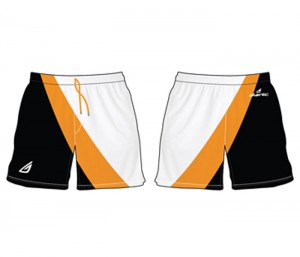 Mustard Tri Color Hockey Shorts in UK and Australia