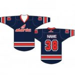 Navy Blue Ice Hockey Jersey in UK and Australia