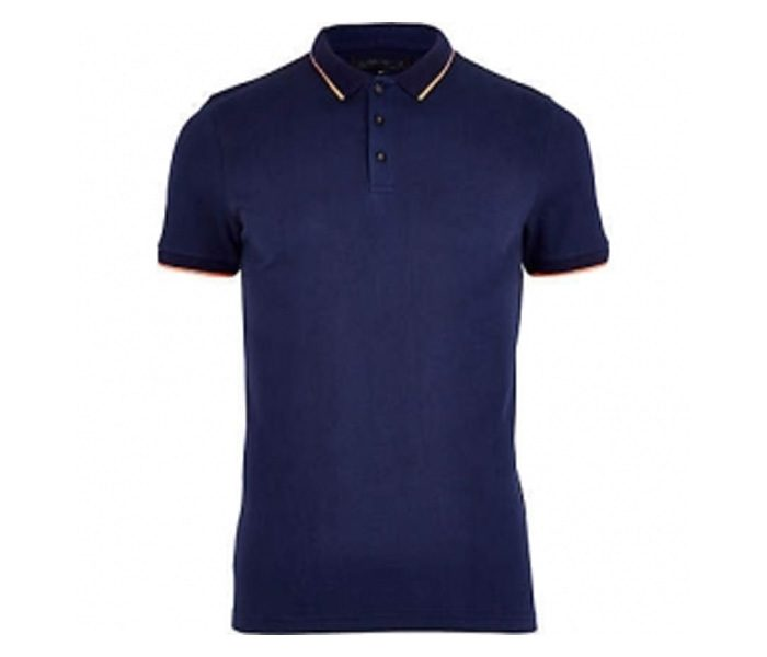 Navy Blue Polo T Shirt in UK and Australia