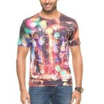 New York Cityscape Sublimation Tee in UK and Australia