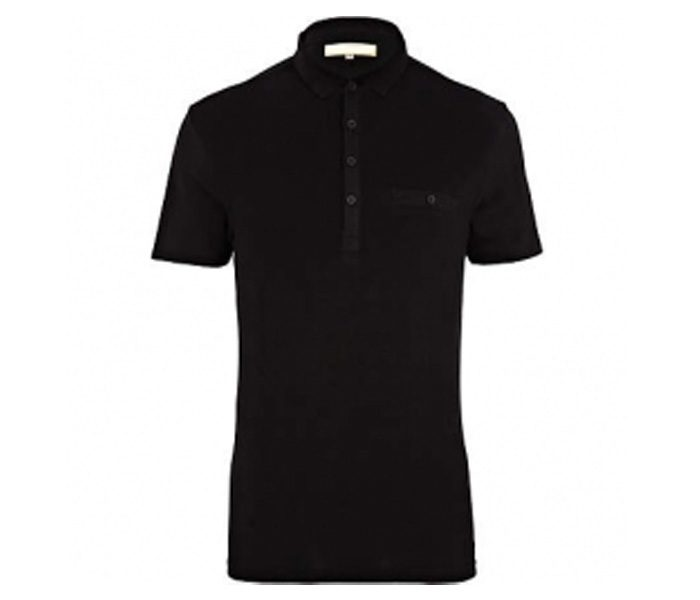 Only Black Polo T Shirt in UK and Australia