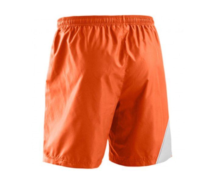 Orange Blocked Soccer Shorts in UK and Australia