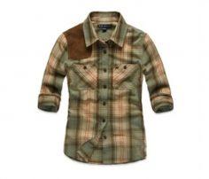 Pastel Green,Cream Check Designer Shirt in UK and Australia