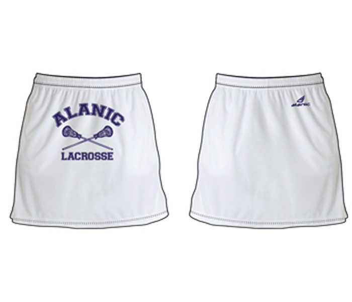 Perfect White Lacrosse Skirt in UK and Australia