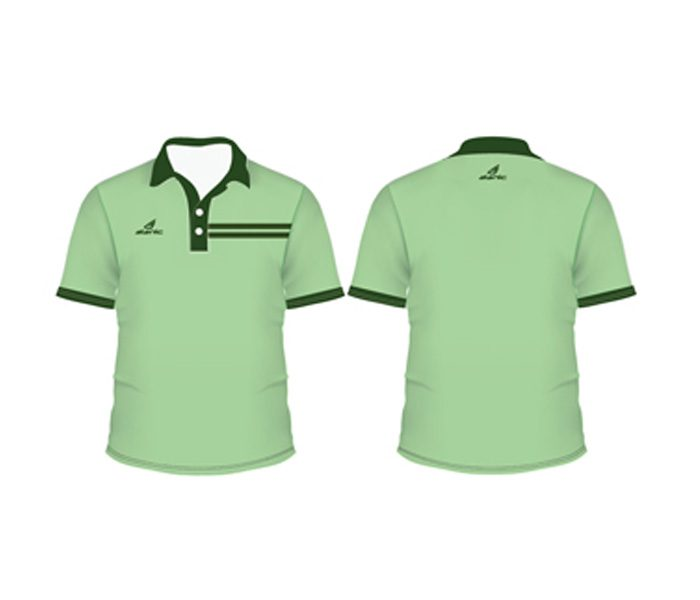 Plain Green Tennis Tee in UK and Australia