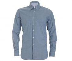 Plain Grey Formal Shirt in UK and Australia
