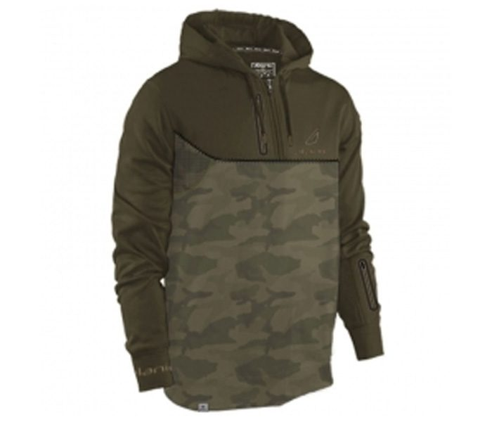 Plain Paneled Army Print Designer Hoodie UK and Australia