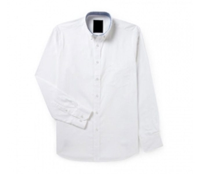 Plain White Formal Full Sleeve Shirt in UK and Australia