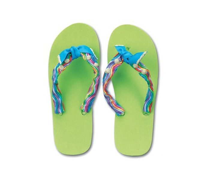 Playful Ribbon Flip Flop in UK and Australia
