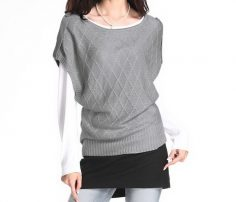 Posh Grey Sweater in UK and Australia