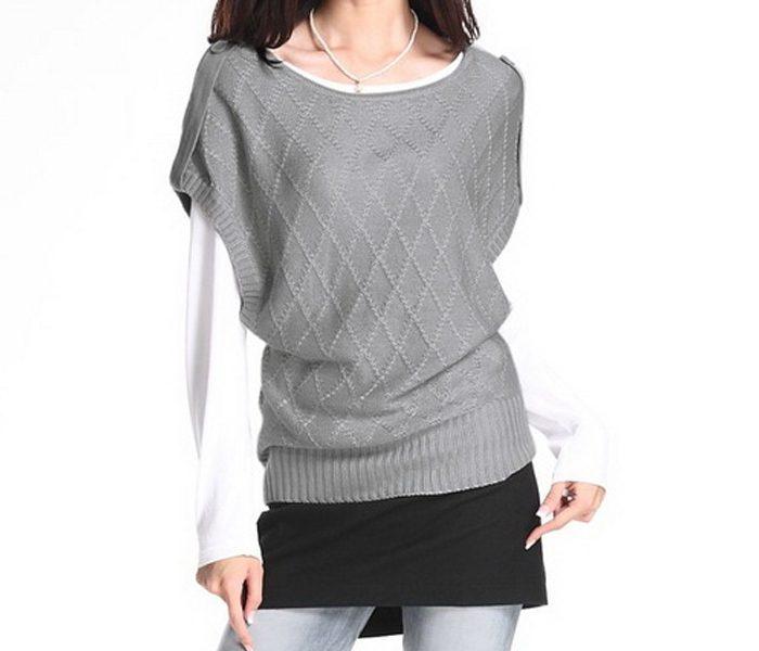 Posh Grey Sweater in UK and Australia