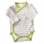 Printed baby boy bodysuit in UK and Australia