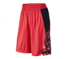 Printed Black and Pink Basketball Shorts in UK and Australia