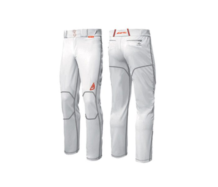 Pure White Baseball Trousers in UK and Australia