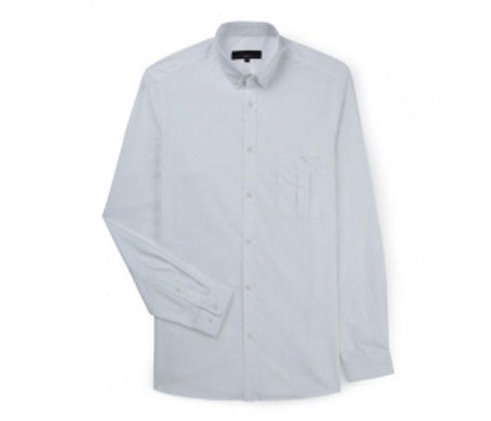 Pure White Full Sleeve Shirt in UK and Australia