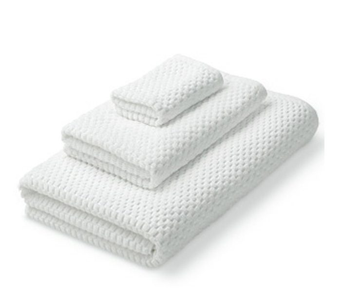 Pure White Set of Towel in UK and Australia