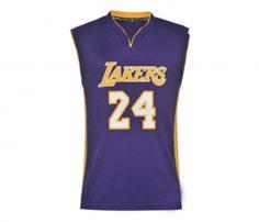Purple Jersey Type Basketball Singlet in UK and Australia