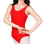 Ravishing Red Leotard in UK and Australia