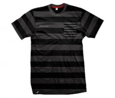 Real Black Round Neck Tee in UK and Australia