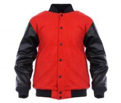 Red and Black Marathon Jacket in UK and Australia