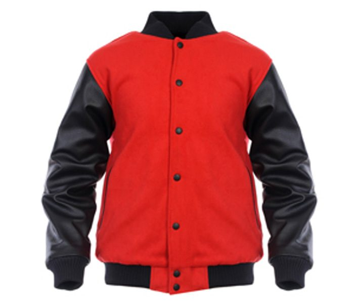 Red and Black Marathon Jacket in UK and Australia