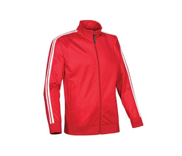 Red Athletics Jacket in UK and Australia