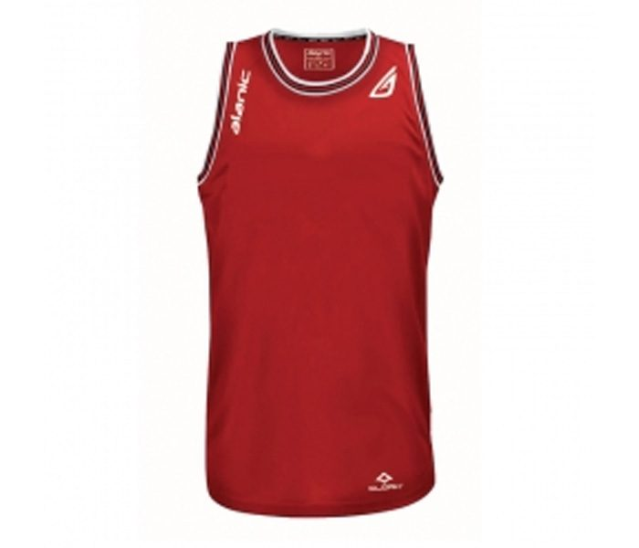 Red Basketball Singlet in UK and Australia