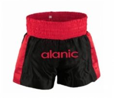 Red & Black Boxing Shorts in UK and Australia