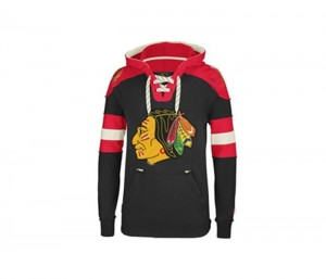 Red & Black Hooded Ice Hockey Jacket in UK and Australia