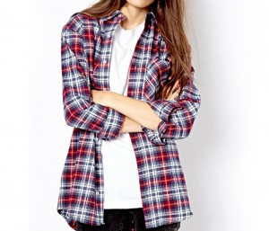 Red Checked Shirt in UK and Australia