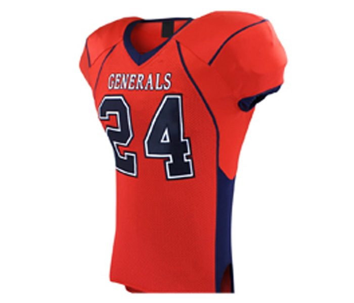Red Compression America Football Jersey in UK and Australia