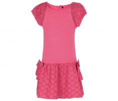 Red Party Ruffled Dress in UK and Australia