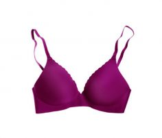 Rich Violet Padded Lingerie in UK and Australia