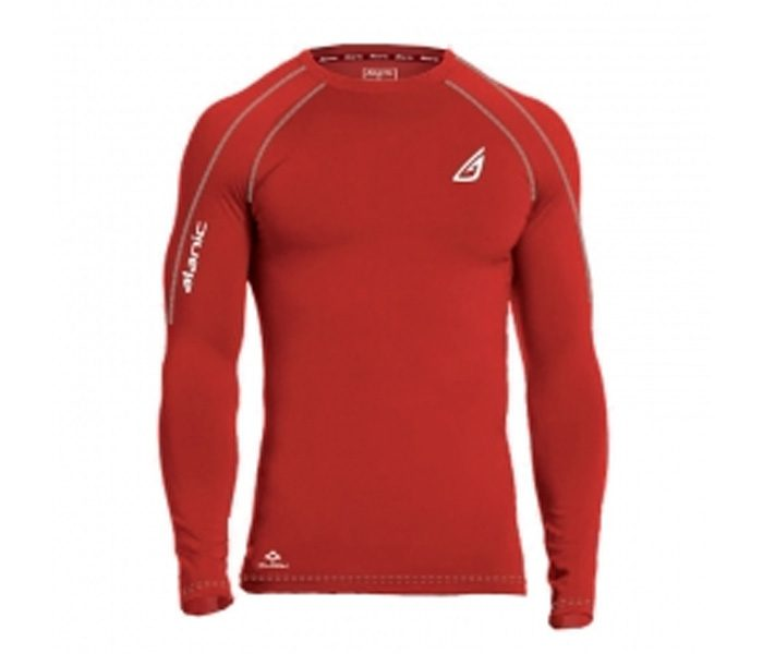 Scarlet Red Compression Tee in UK and Australia