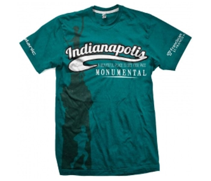 Sea Green Marathon Tee in UK and Australia