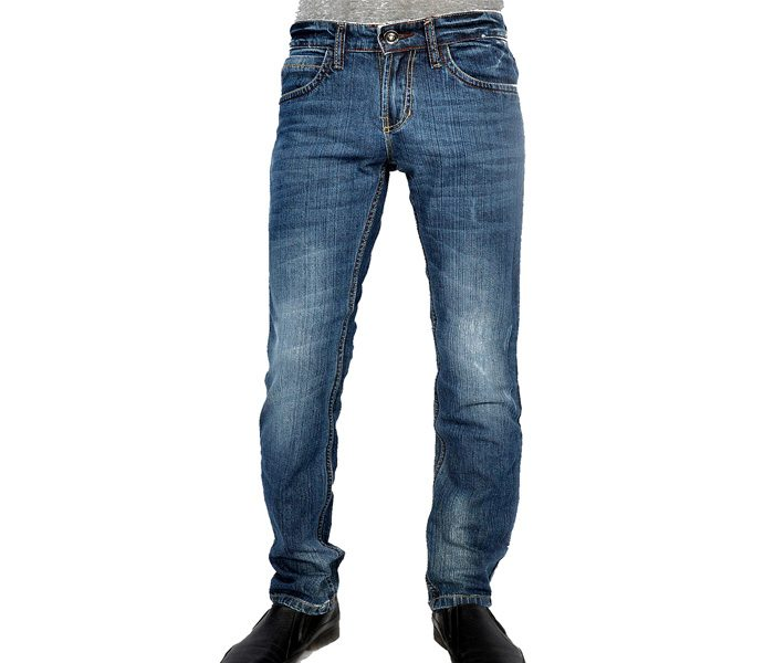 Shaded Blue Denim Bottom in UK and Australia