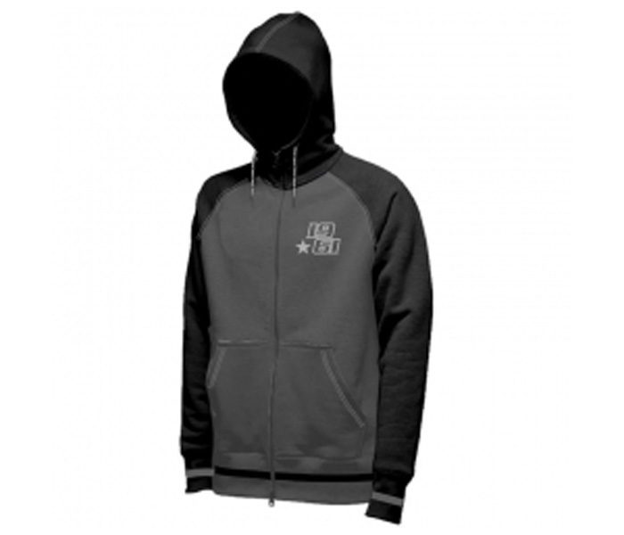 Shaded Grey Designer Hoodie in UK and Australia