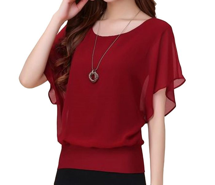 Sheer Red Top in UK and Australia