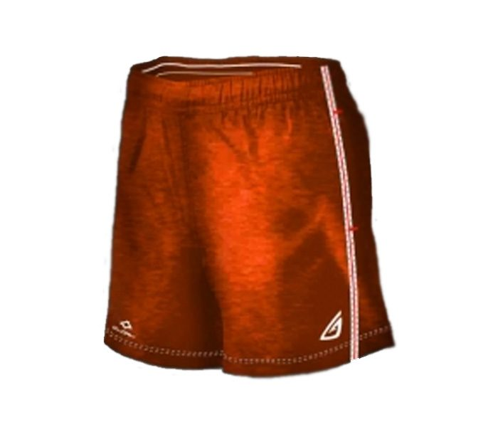 Shiny Red Running Shorts in UK and Australia
