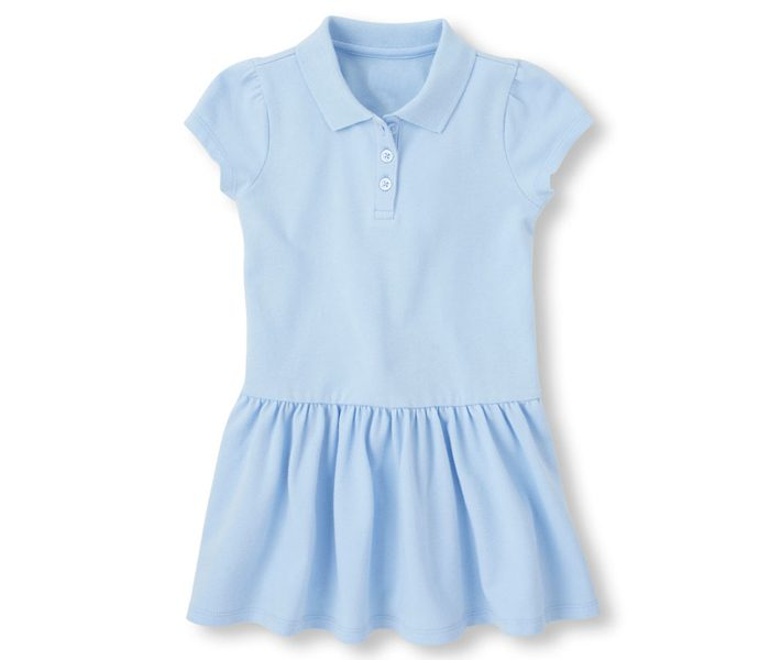 Short Sleeve Polo Uniform Dress in UK and Australia