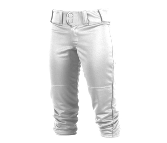 Silver White Softball Pants in UK and Australia