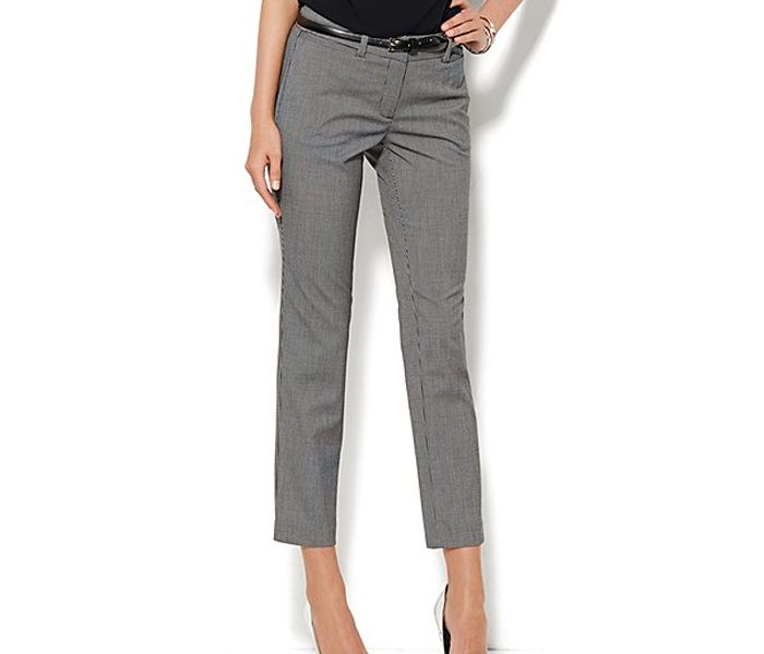 Skinny Grey Comfort Pants in UK and Australia
