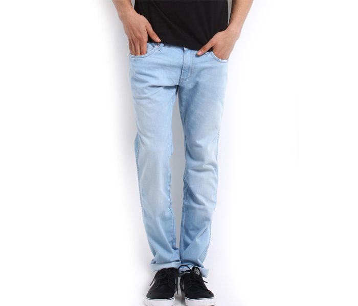 Sky Blue Denim Bottom in UK and Australia