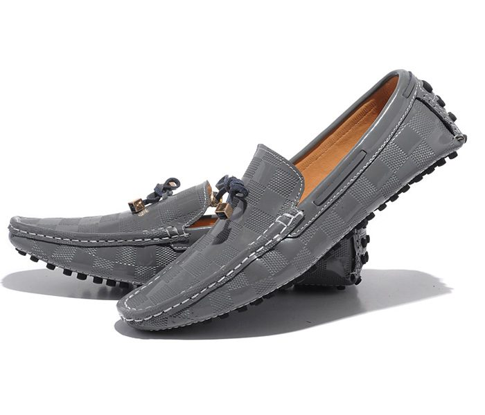 Slate Studded Loafers in UK and Australia